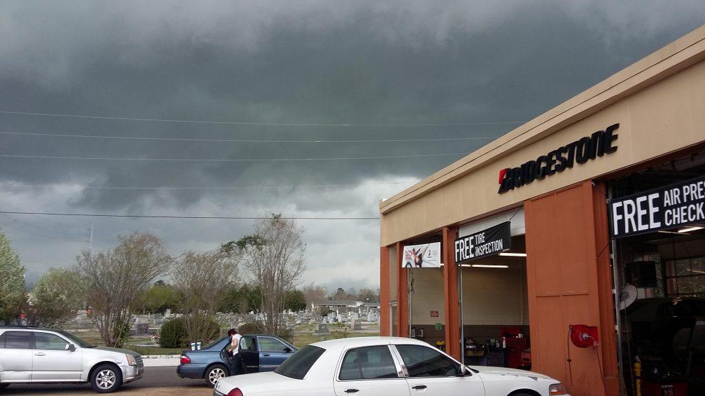 Storm Clouds in Enterprise