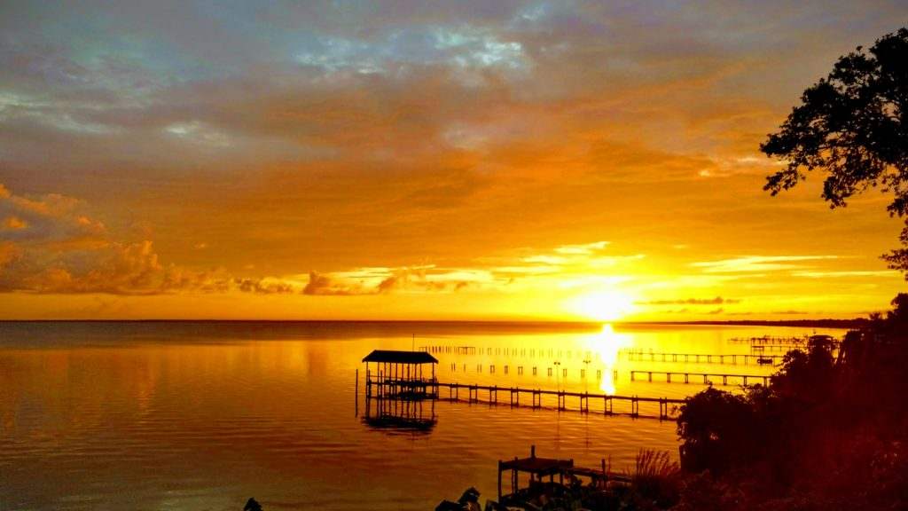 Pensacola Bay Sunrise