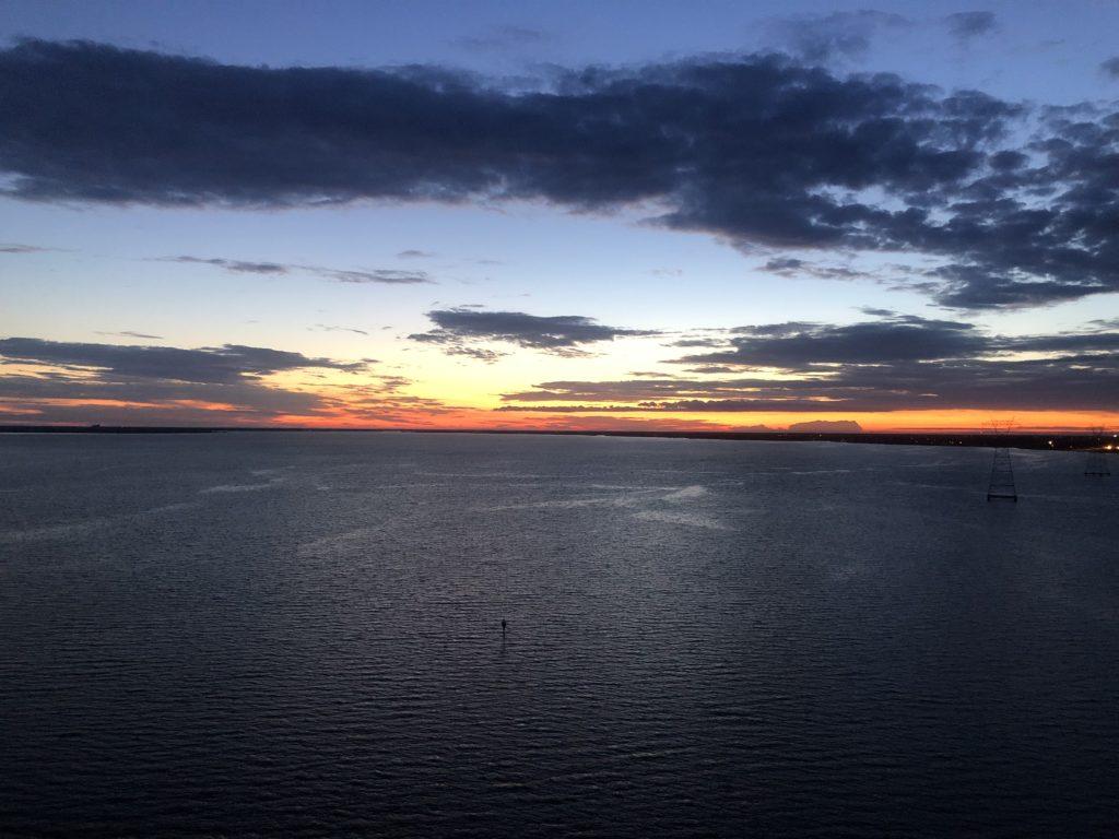 Sunrise – St. Andrews Bay